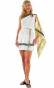 Roman costume for women.
