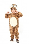 Tiger costume for children.