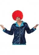 Ihnen gefällt sicherlich auch : Gl�nzende, hellblaue Disco-Jacke f�r Herren