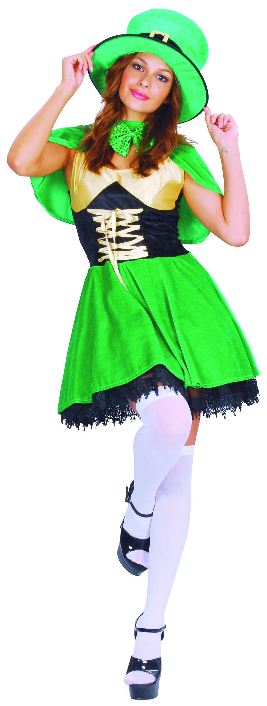Leprechaun Femme Location De Costumes Adulte Robin Des Bois Femme  ~ Déguisement Robin Des Bois Femme Adulte