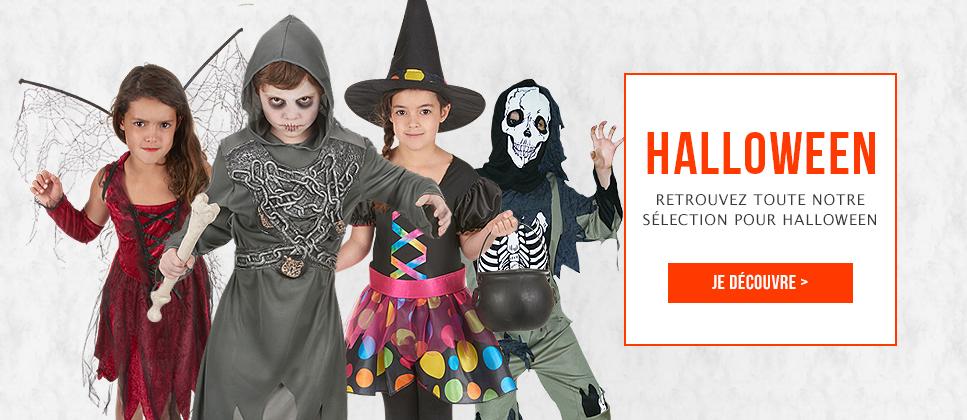 Toute la sélection halloween