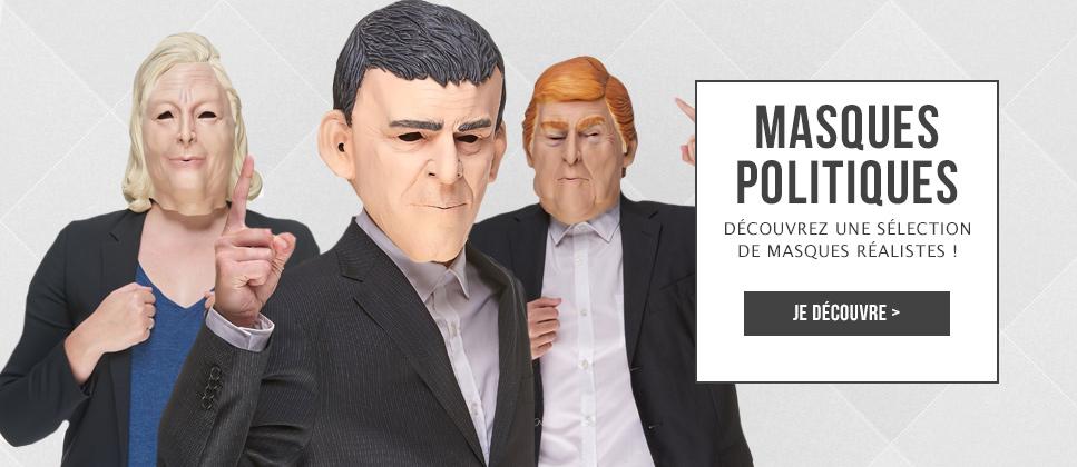 Masque politique