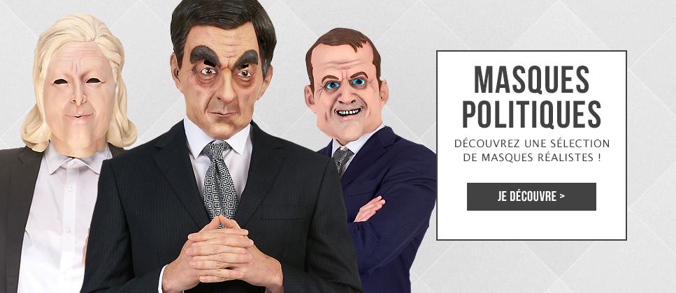 Masques politiques