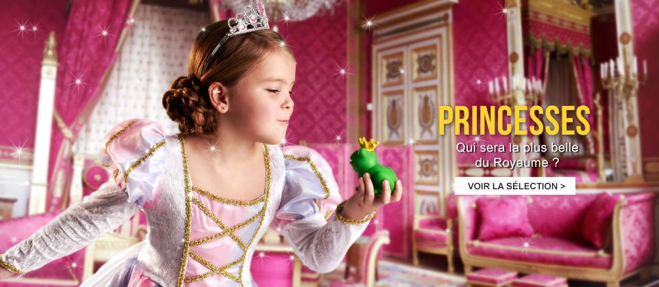 Déguisements Princesses