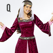 Fancy dress ideas Q