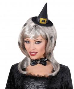 Mini chapeau sorcière adulte