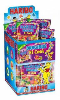Mini sachet  bonbons Haribo dragibus bi cool