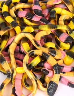 Sachet bonbons serpents Pit le python 1 kg