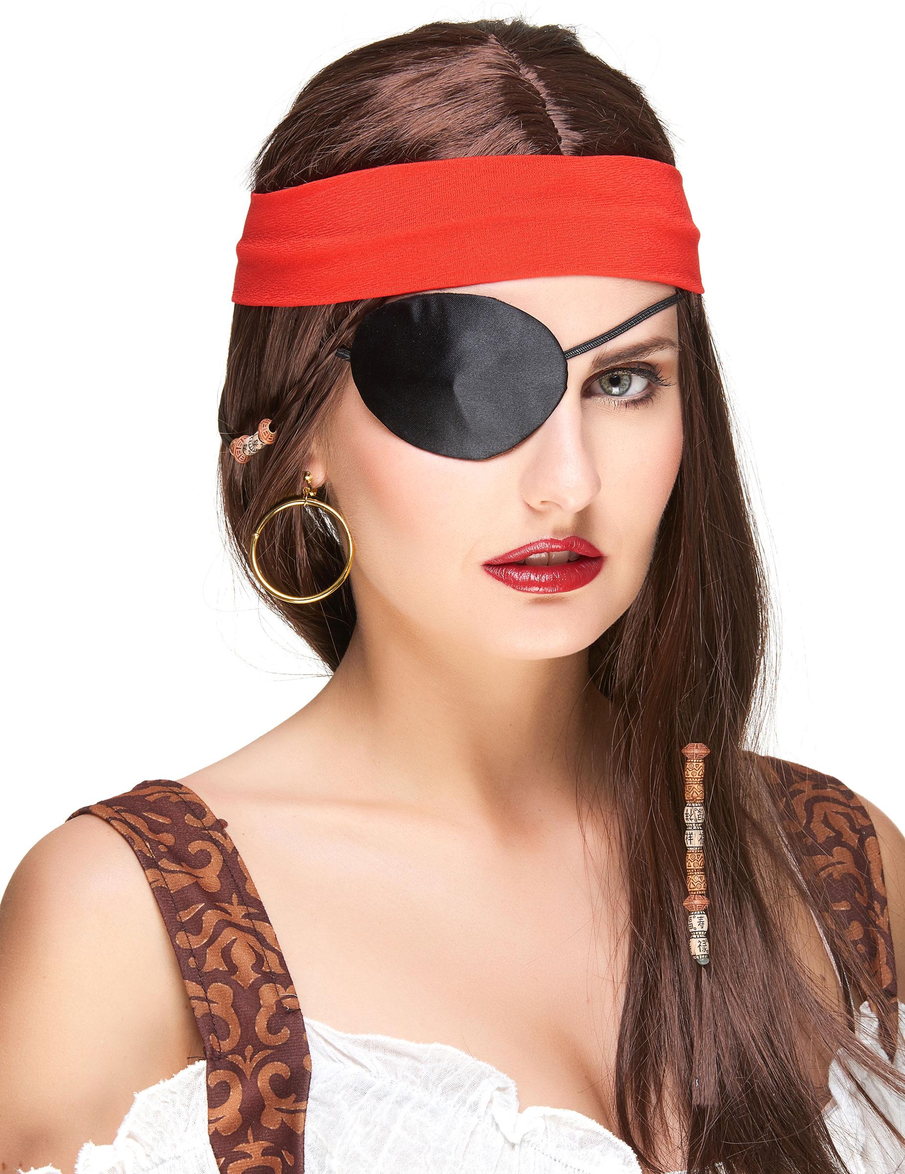 cache oeil pirate adulte deguise toi achat de accessoires. Black Bedroom Furniture Sets. Home Design Ideas