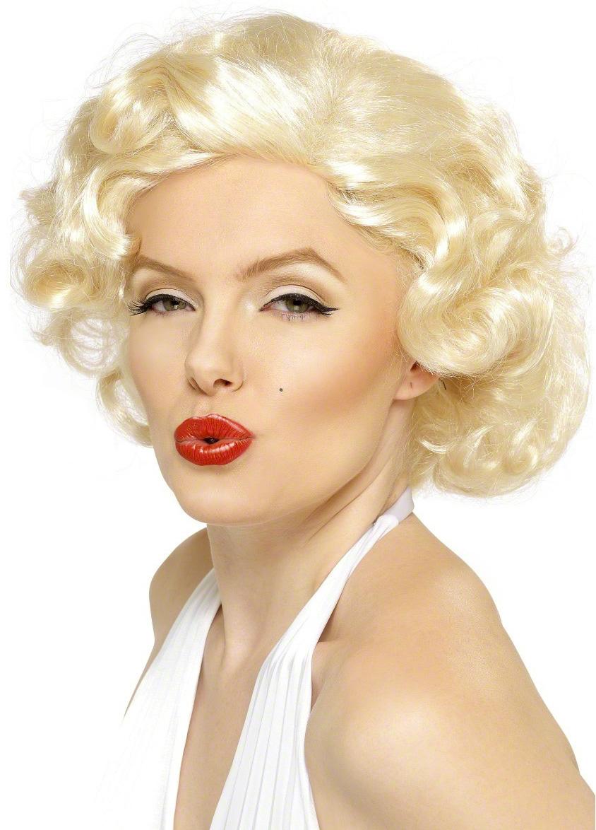 Marilyn Monroe™-pruik voor dames : Pruiken, en goedkope