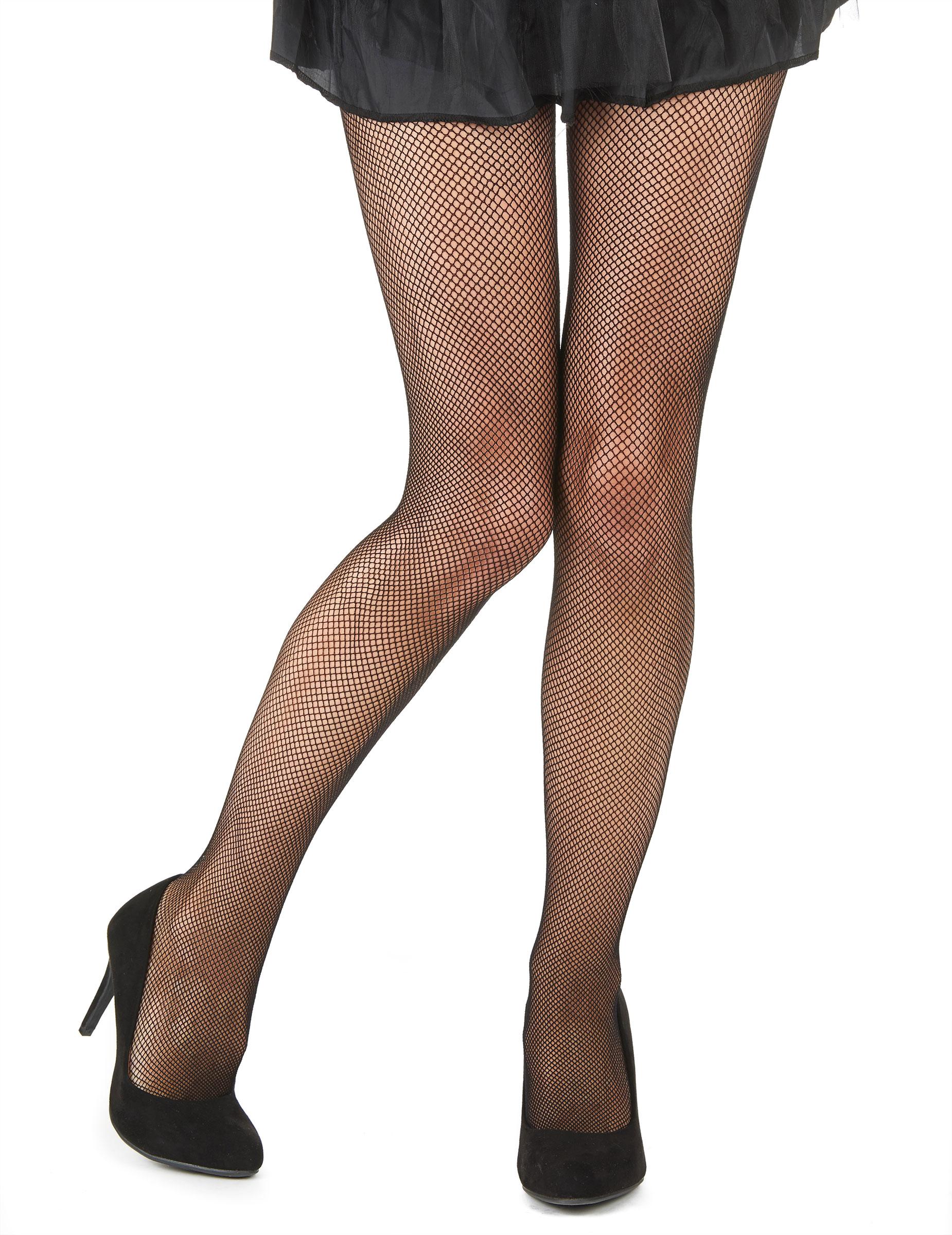 100% top quality outlet on sale exquisite design Collants résille fine noire femme