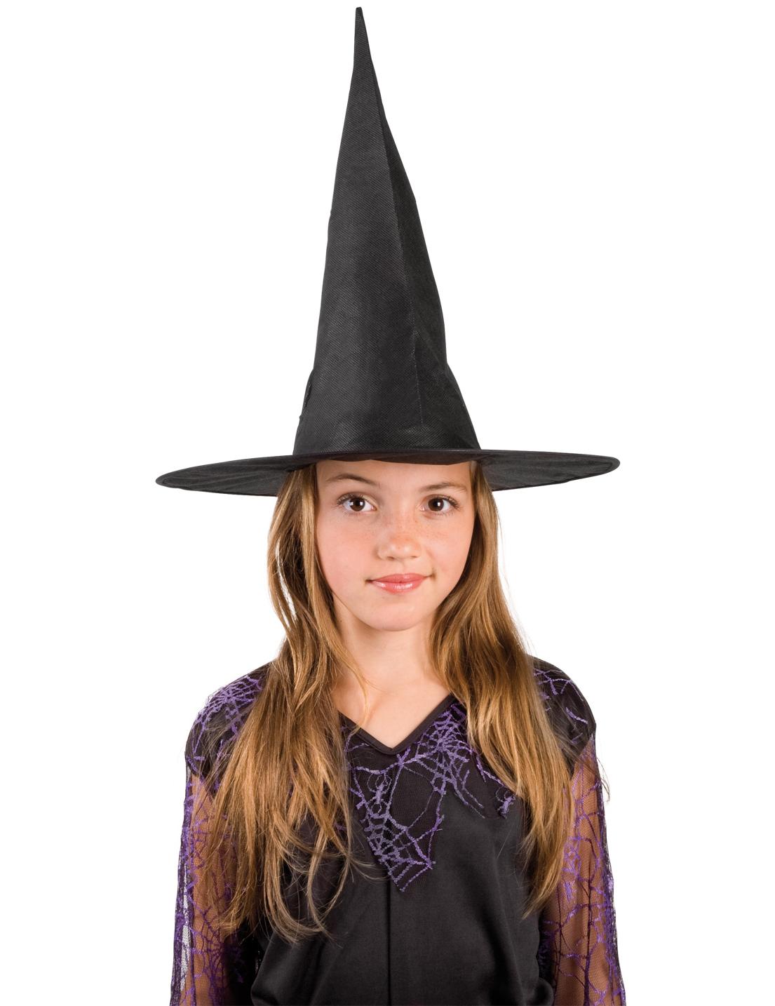 chapeau sorci re enfant halloween deguise toi achat de chapeaux. Black Bedroom Furniture Sets. Home Design Ideas