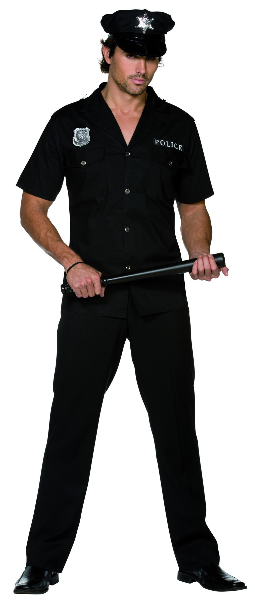deguisement adulte policier