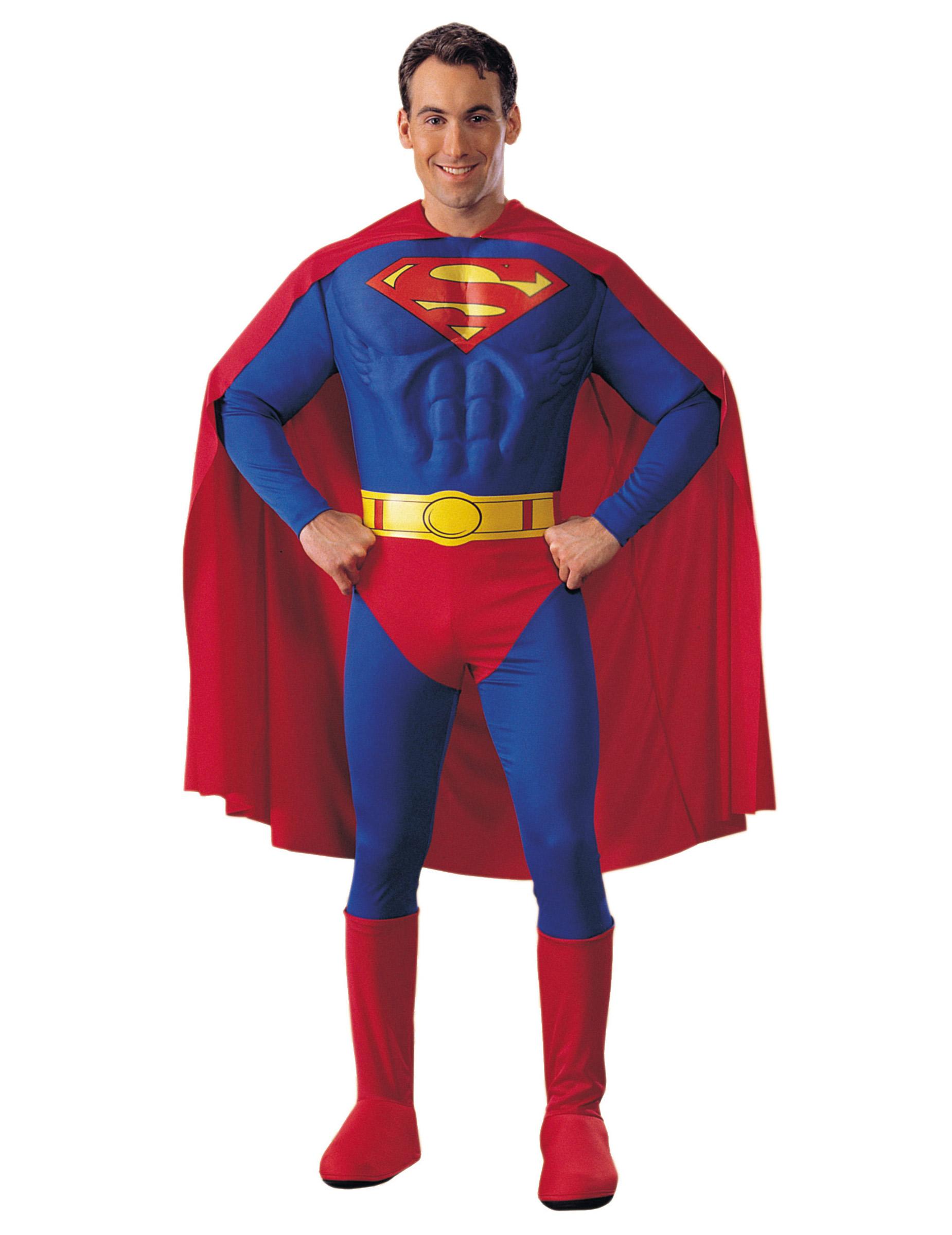 d guisement luxe superman homme deguise toi achat de d guisements adultes. Black Bedroom Furniture Sets. Home Design Ideas