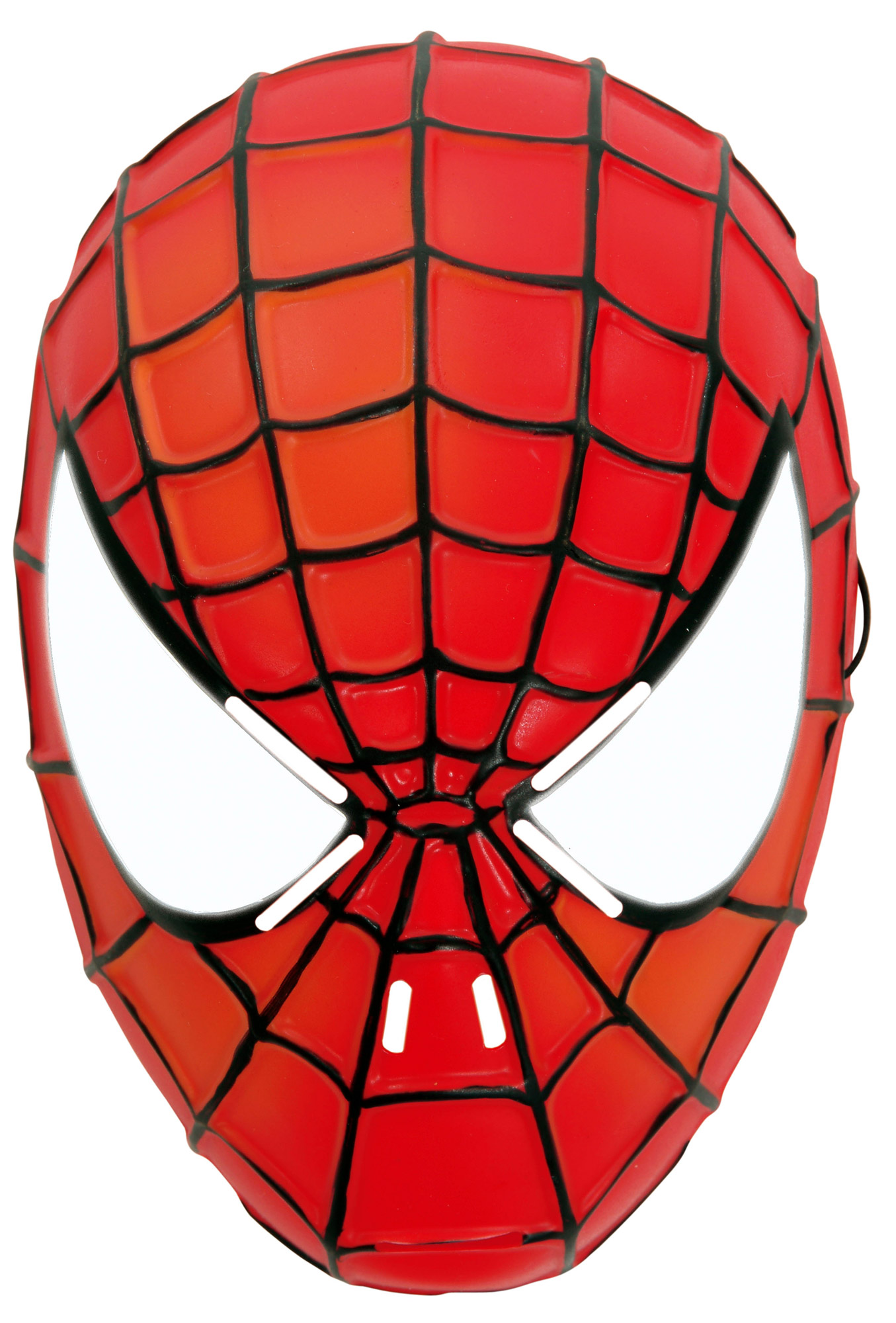 how to make a real spiderman mask