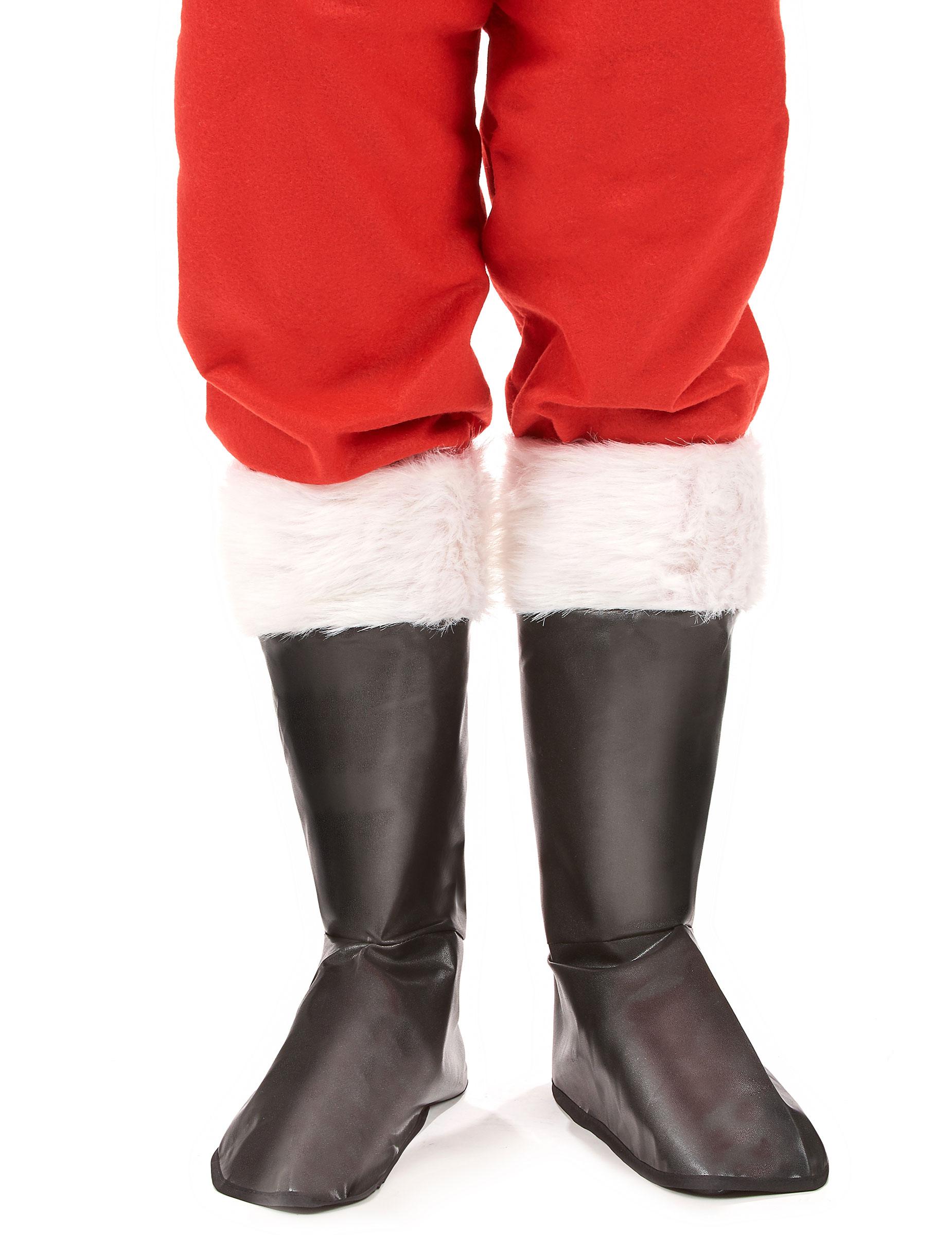 Sur bottes Père Noël adulte