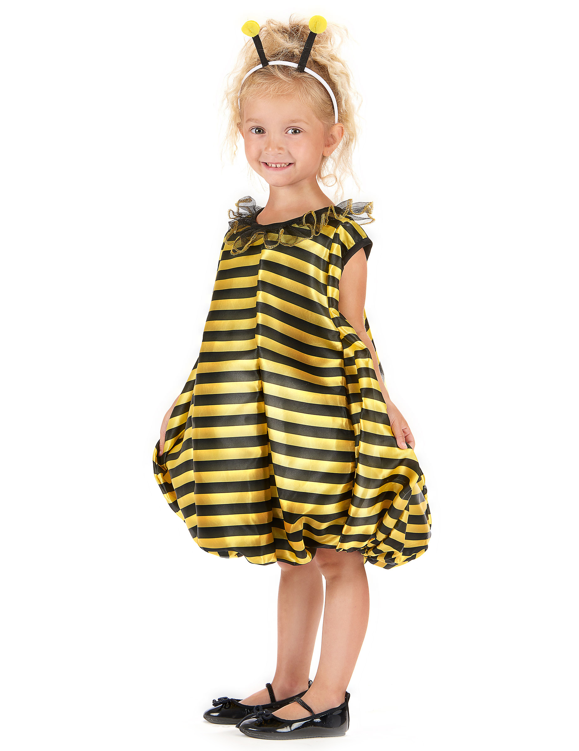 e44cfe856aea1 Déguisement bouffant abeille fille   Deguise-toi