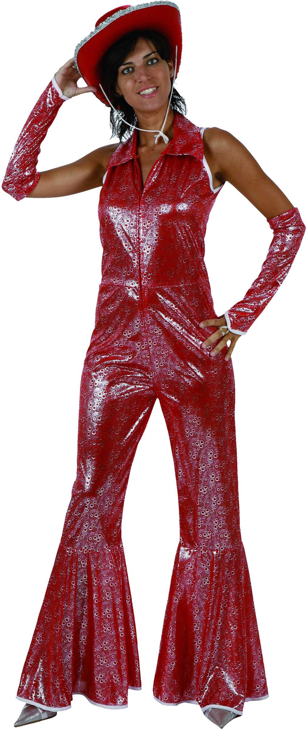 d guisement disco rouge femme deguise toi achat de d guisements adultes. Black Bedroom Furniture Sets. Home Design Ideas