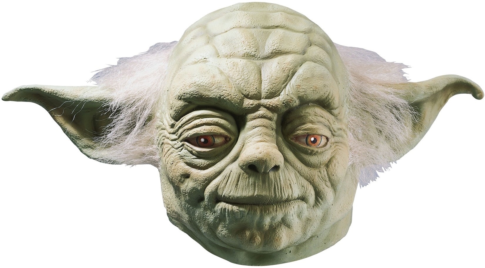 Masque latex luxe ma tre yoda star wars adulte deguise - Cadeau star wars adulte ...