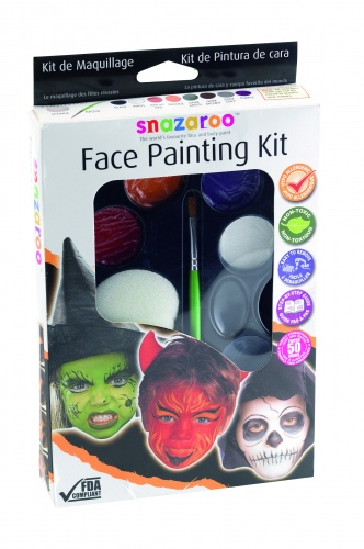 palette maquillage snazaroo halloween deguise toi. Black Bedroom Furniture Sets. Home Design Ideas