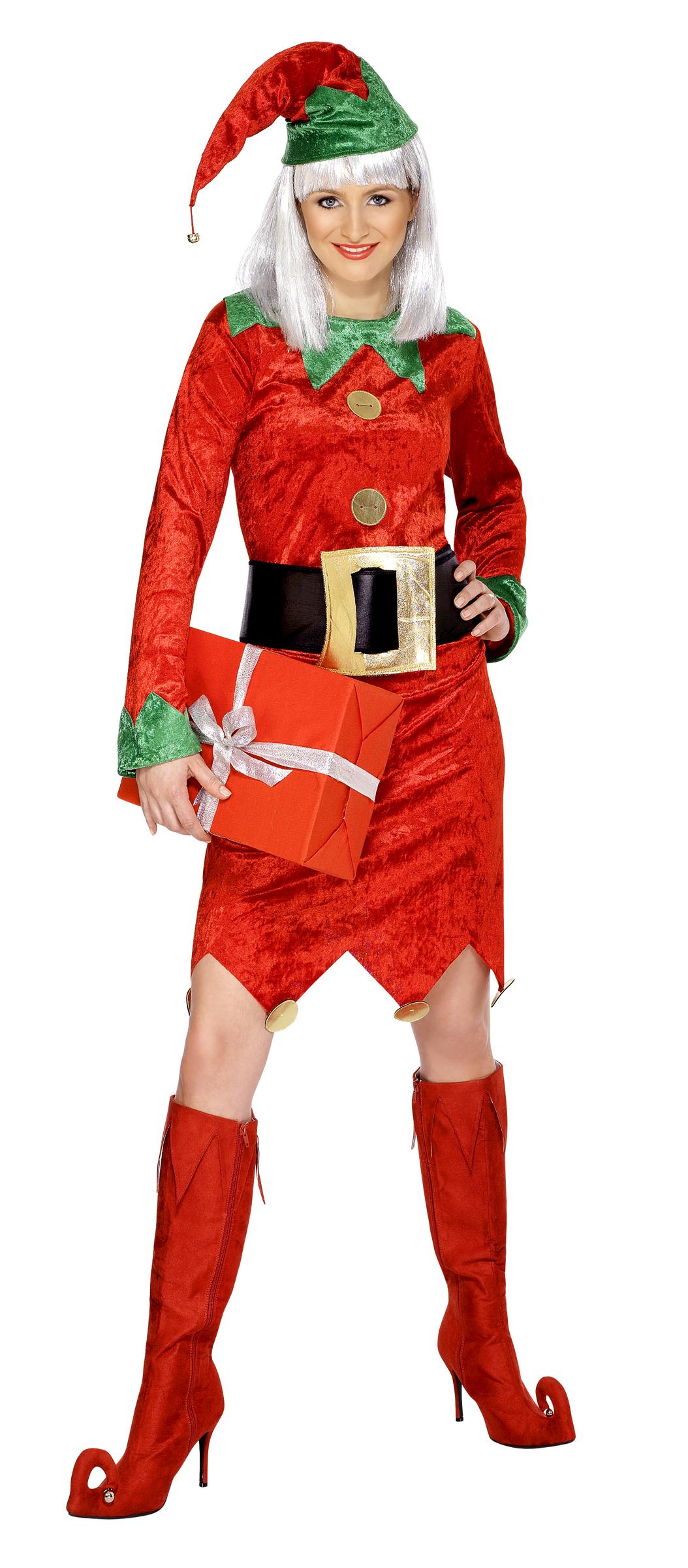 da7d87ddb81 Déguisement elfe femme Noël   Deguise-toi