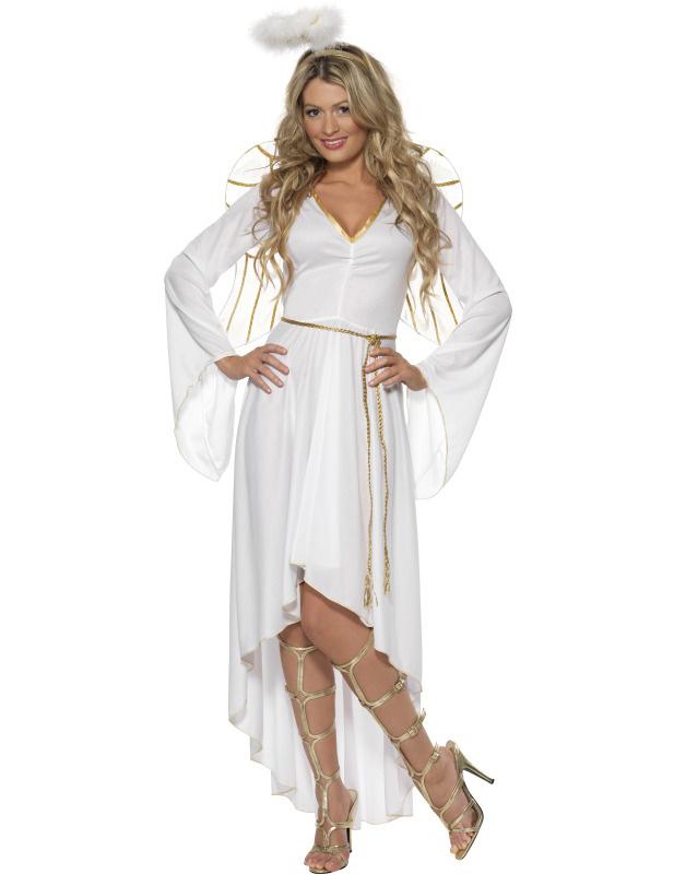 Déguisement ange de Noël femme   Deguise-toi, achat de Déguisements ... 3bc065184bfa