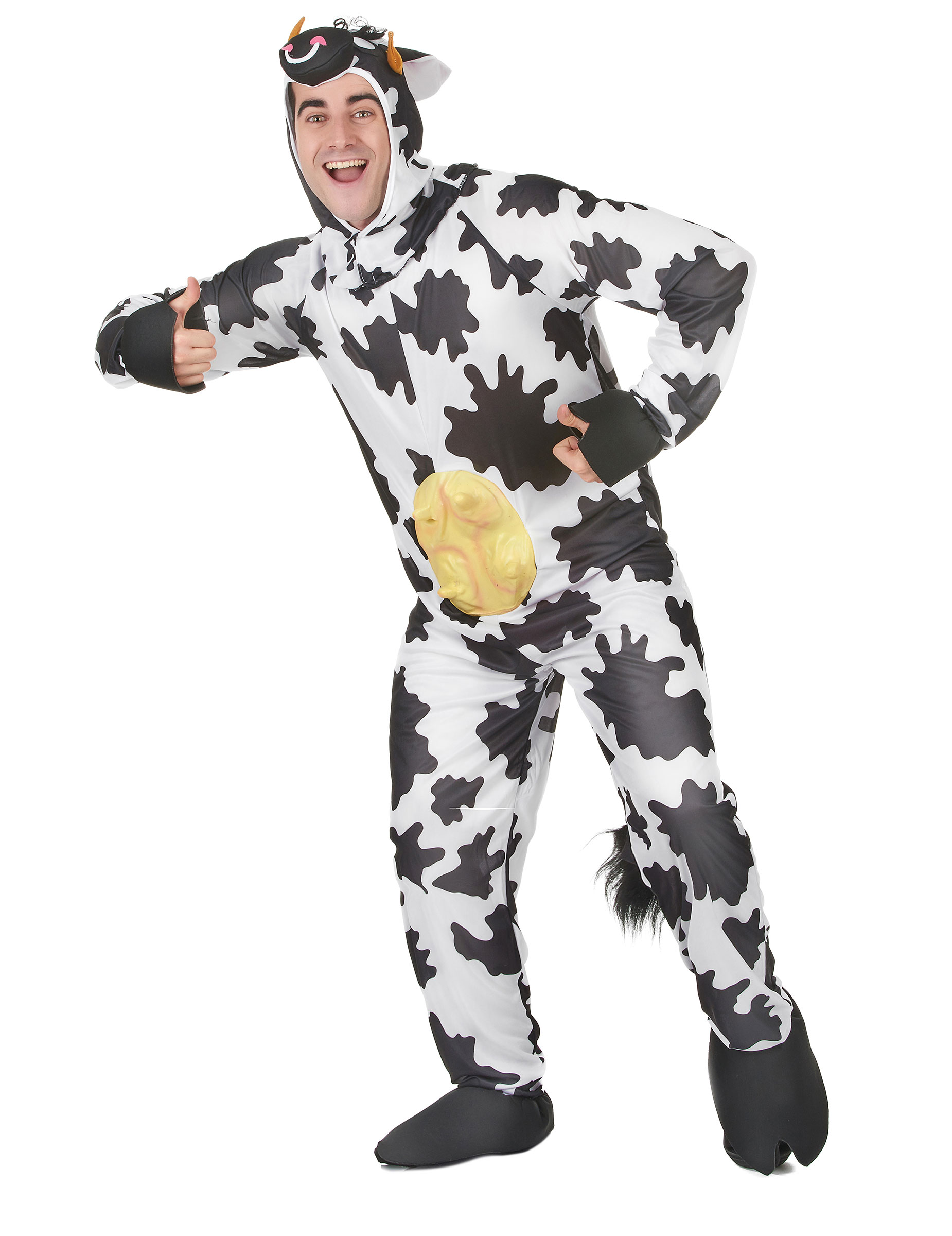 deguisement adulte vache