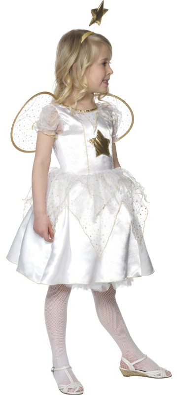 christmas angel costume for girls. Black Bedroom Furniture Sets. Home Design Ideas