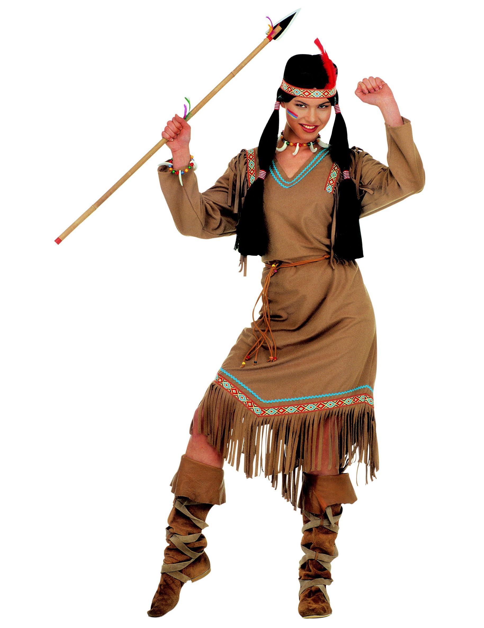 Déguisement Indienne Manches Longues Femme Deguise Toi Achat De