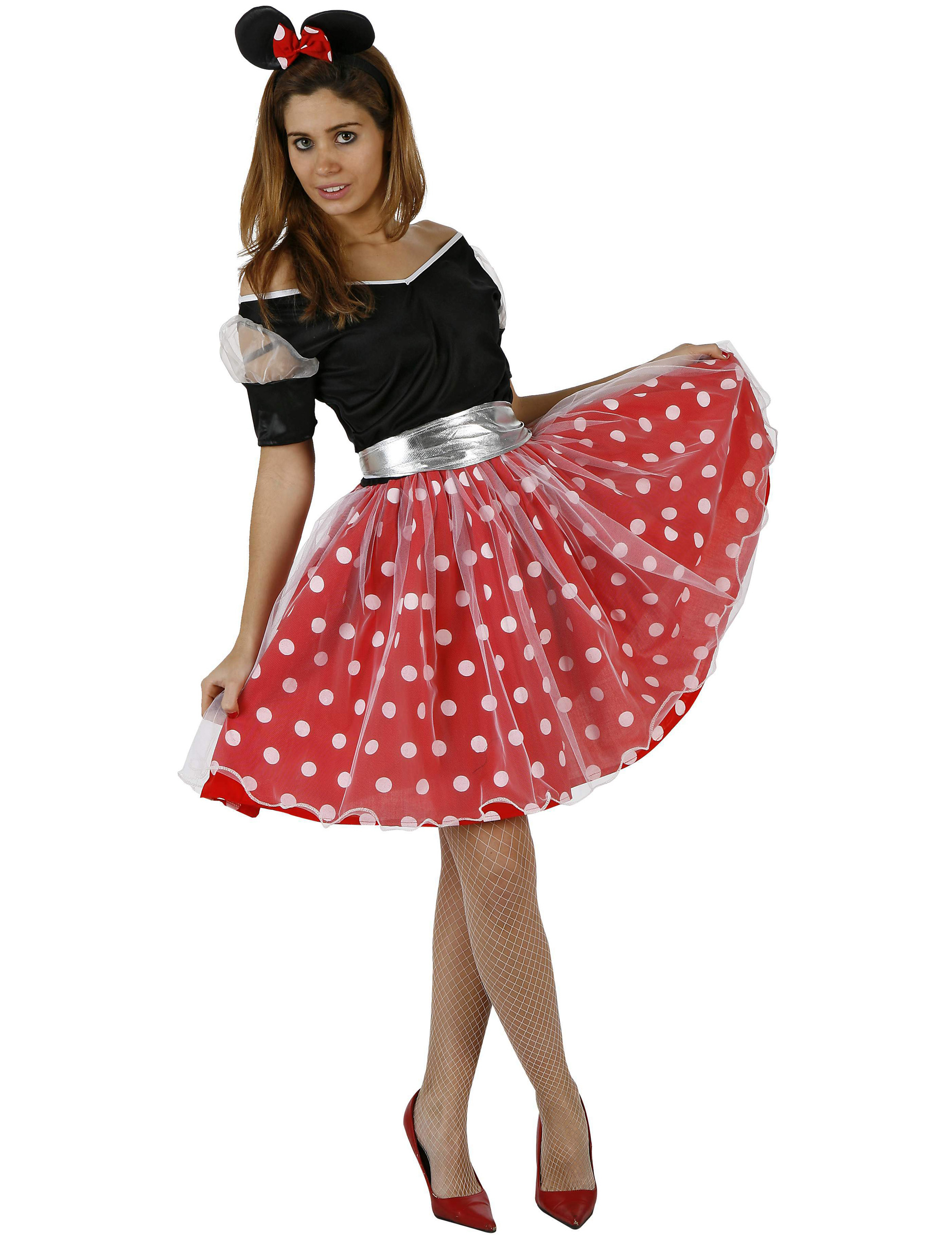 minnie mouse costume for women. Black Bedroom Furniture Sets. Home Design Ideas