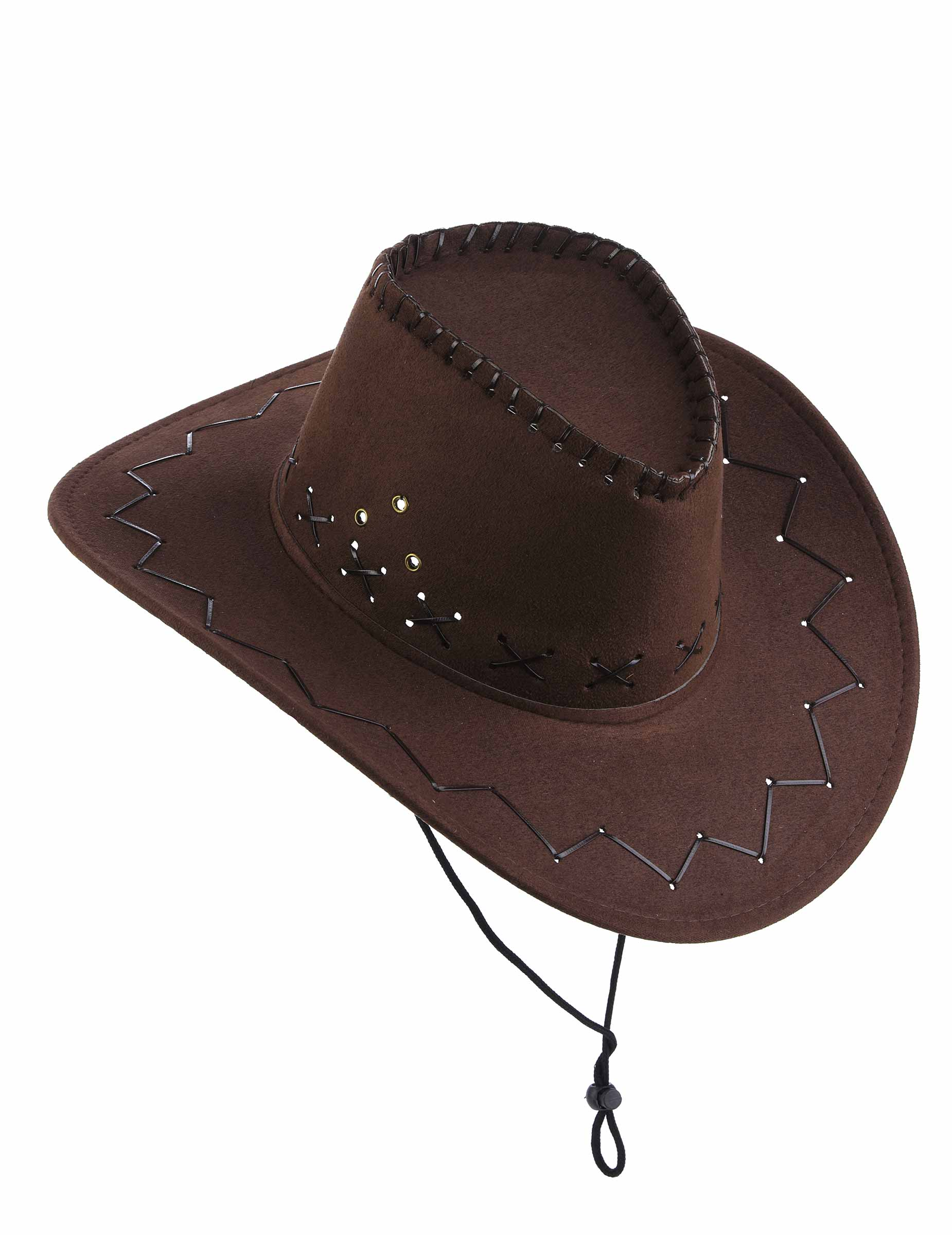 chapeau cowboy marron effet su d adulte deguise toi achat de chapeaux. Black Bedroom Furniture Sets. Home Design Ideas