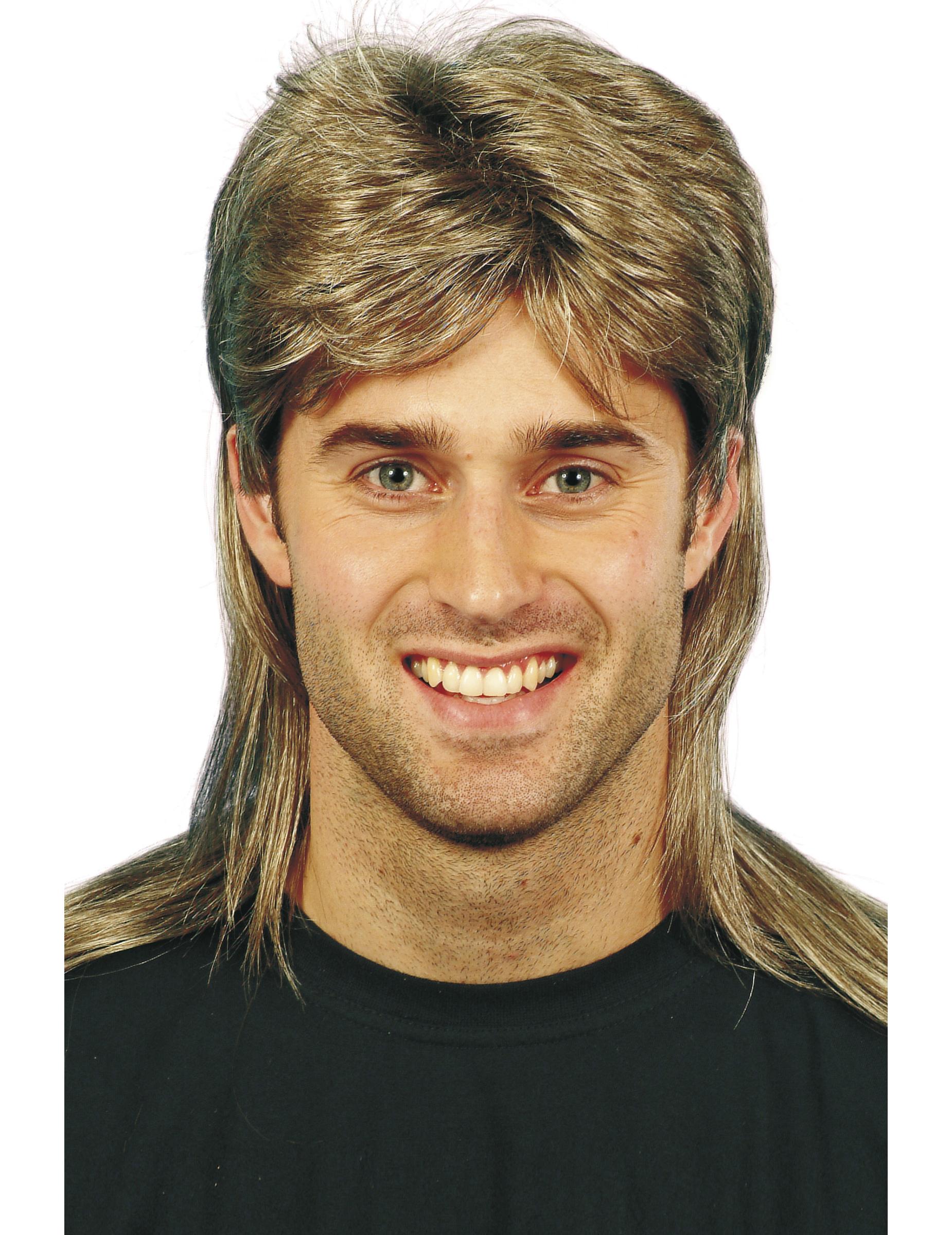 Perruques Homme, vente de perruques synthé
