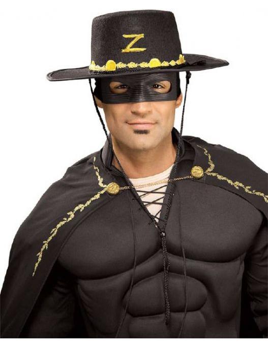 la plus récente technologie en présentant gamme complète d'articles Chapeau et masque Zorro™ adulte