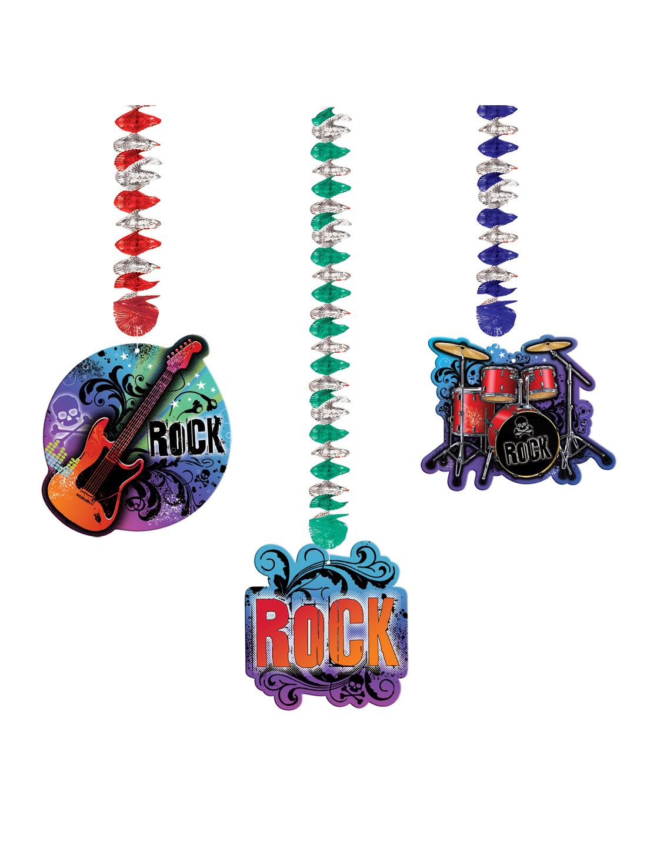 D corations a suspendre rock deguise toi achat de for Decoration a suspendre