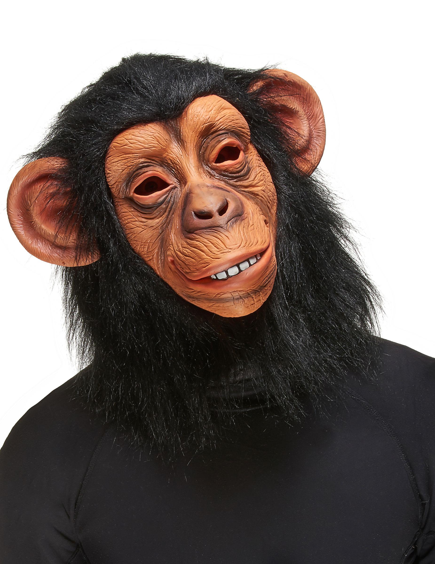 masque de singe adulte deguise toi achat de masques. Black Bedroom Furniture Sets. Home Design Ideas