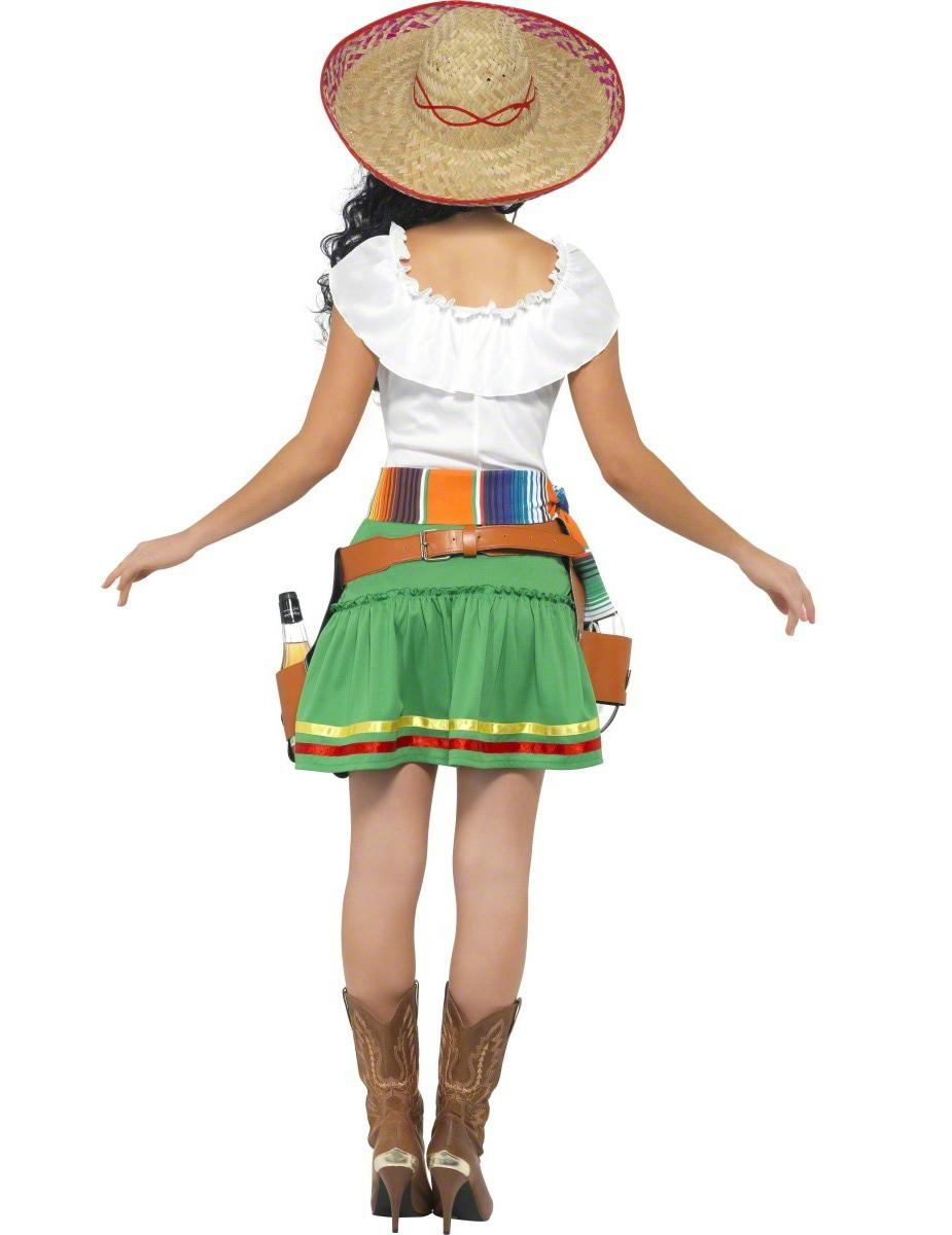 Bien connu Déguisement serveuse mexicaine femme UD79