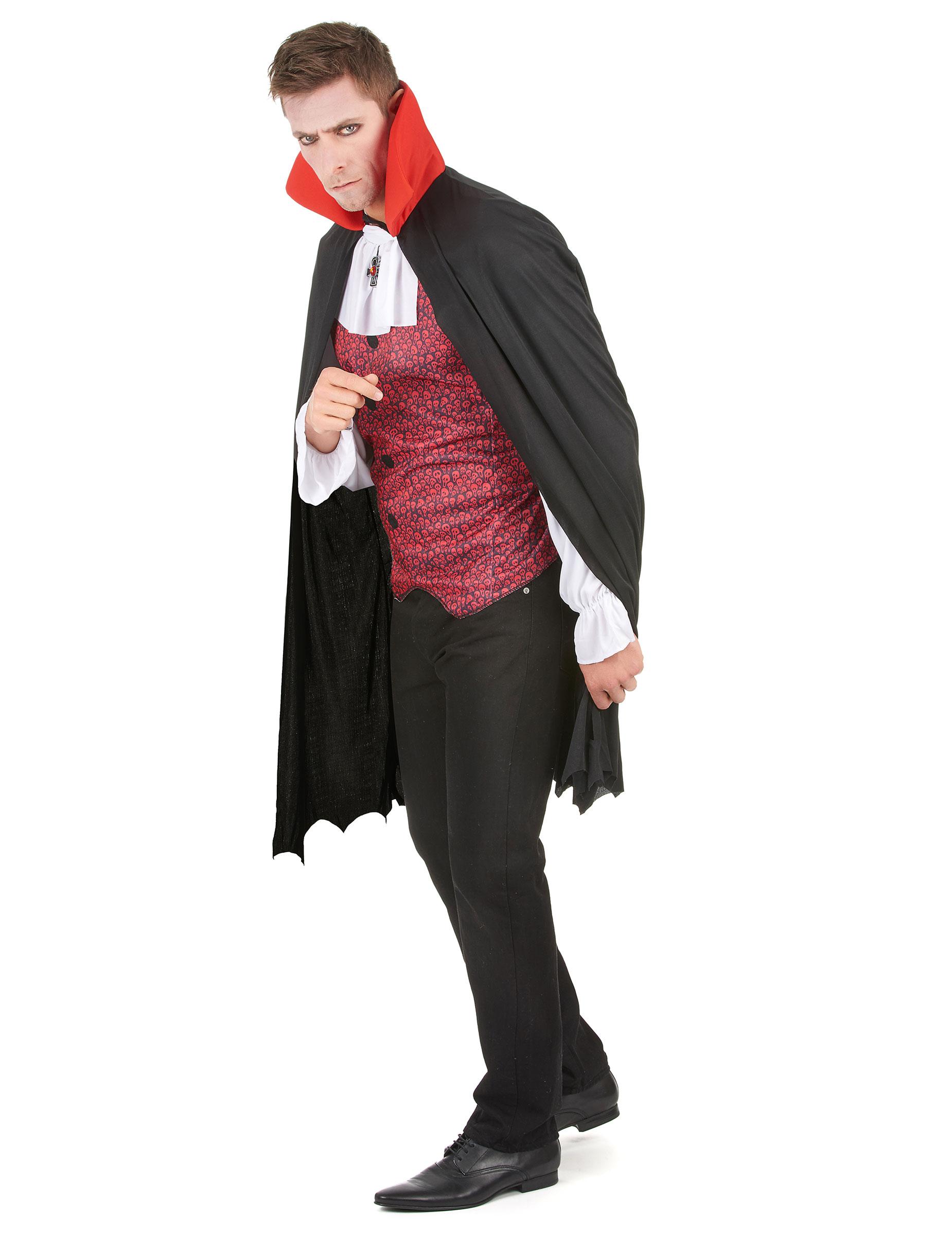 Déguisement comte vampire chic homme : Deguise-toi, achat de Déguisements adultes