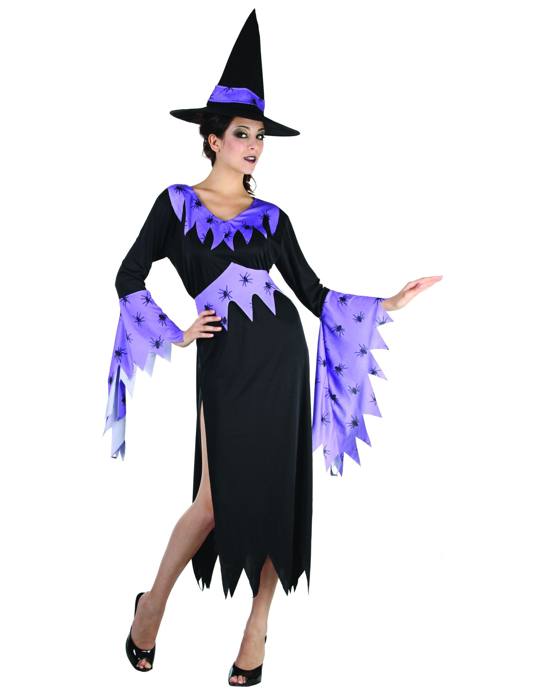D guisement d 39 halloween sorci re femme - Halloween adulte ...
