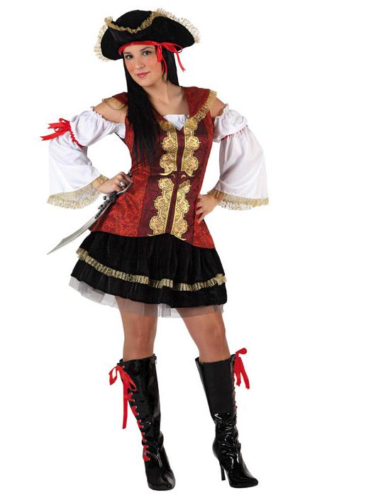 Panoplie De Femme Pirate Compl Te