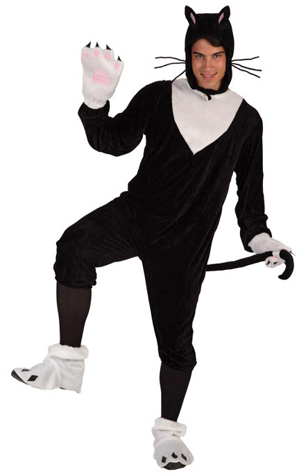 Disfraz de gato cheshire sexy