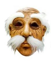 opa maske f r erwachsene masken und g nstige faschingskost me vegaoo. Black Bedroom Furniture Sets. Home Design Ideas