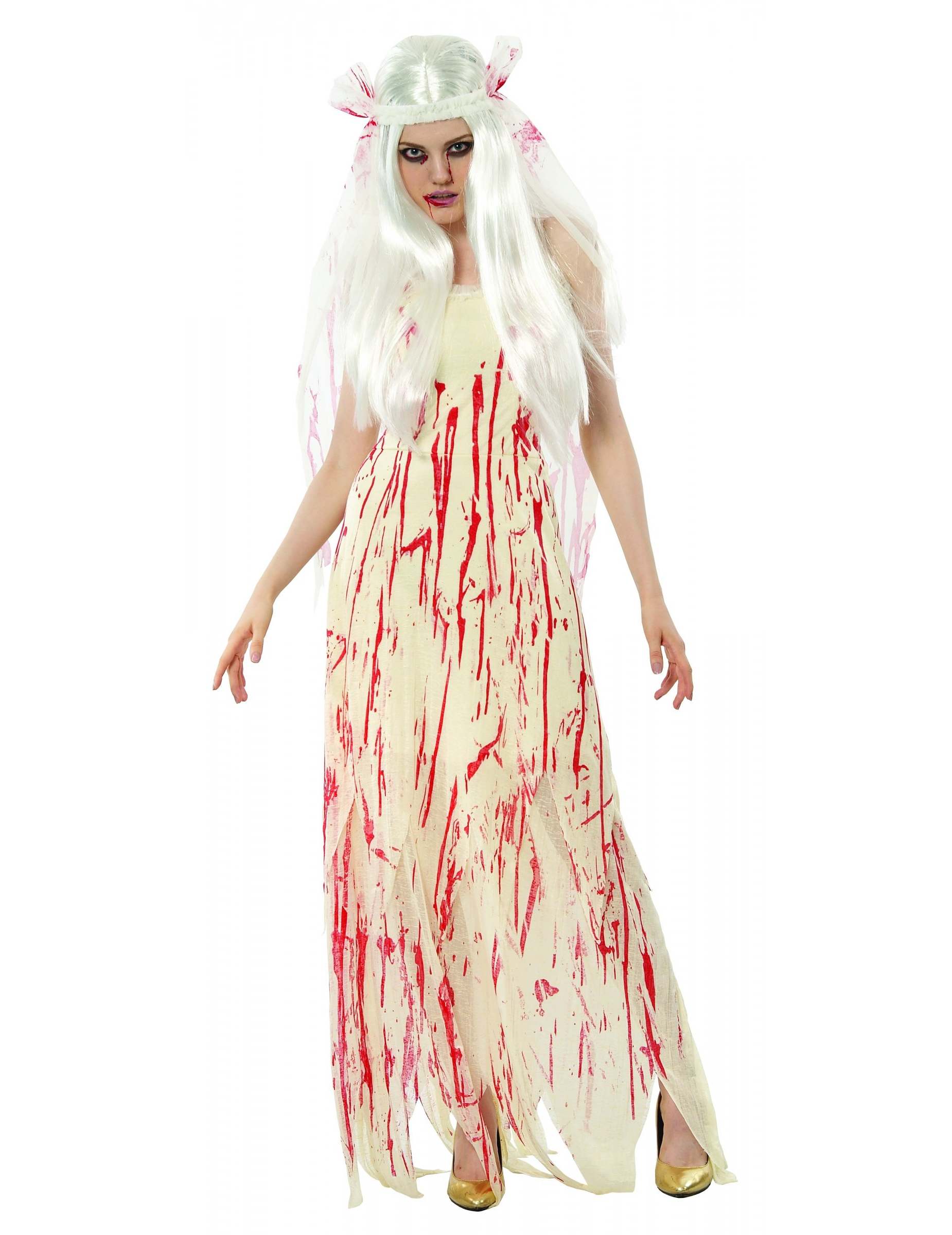 Bloody Bride Costume Halloween