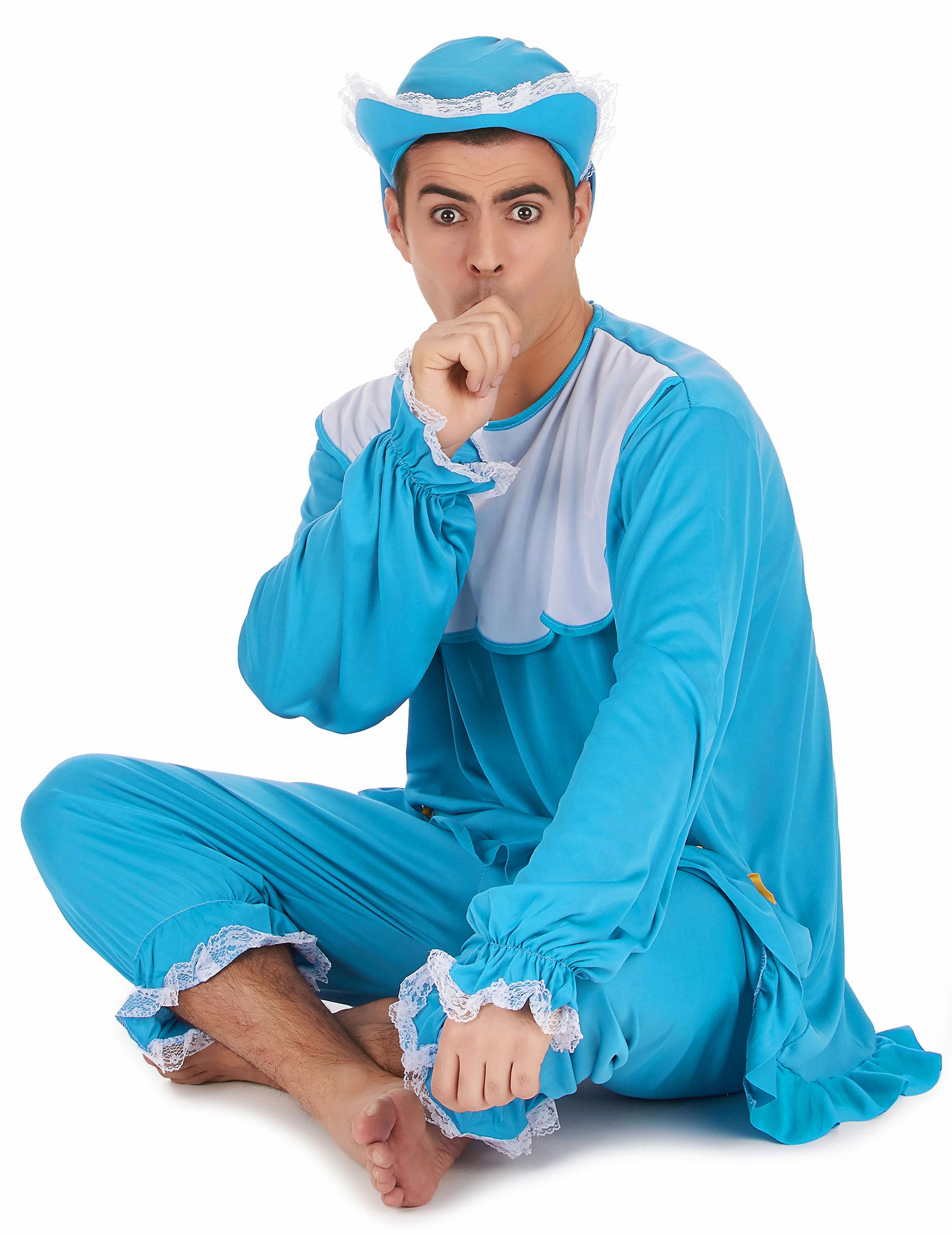 45cc83868e7f5 Déguisement bébé bleu homme   Deguise-toi