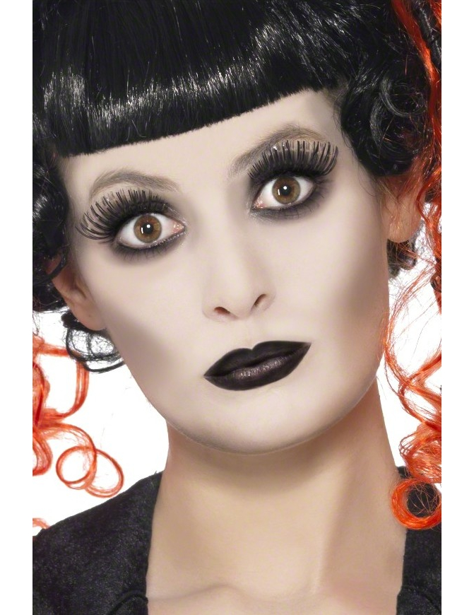 Kit maquillage gothique adulte halloween deguise toi achat de maquillage - Maquillage chat femme ...