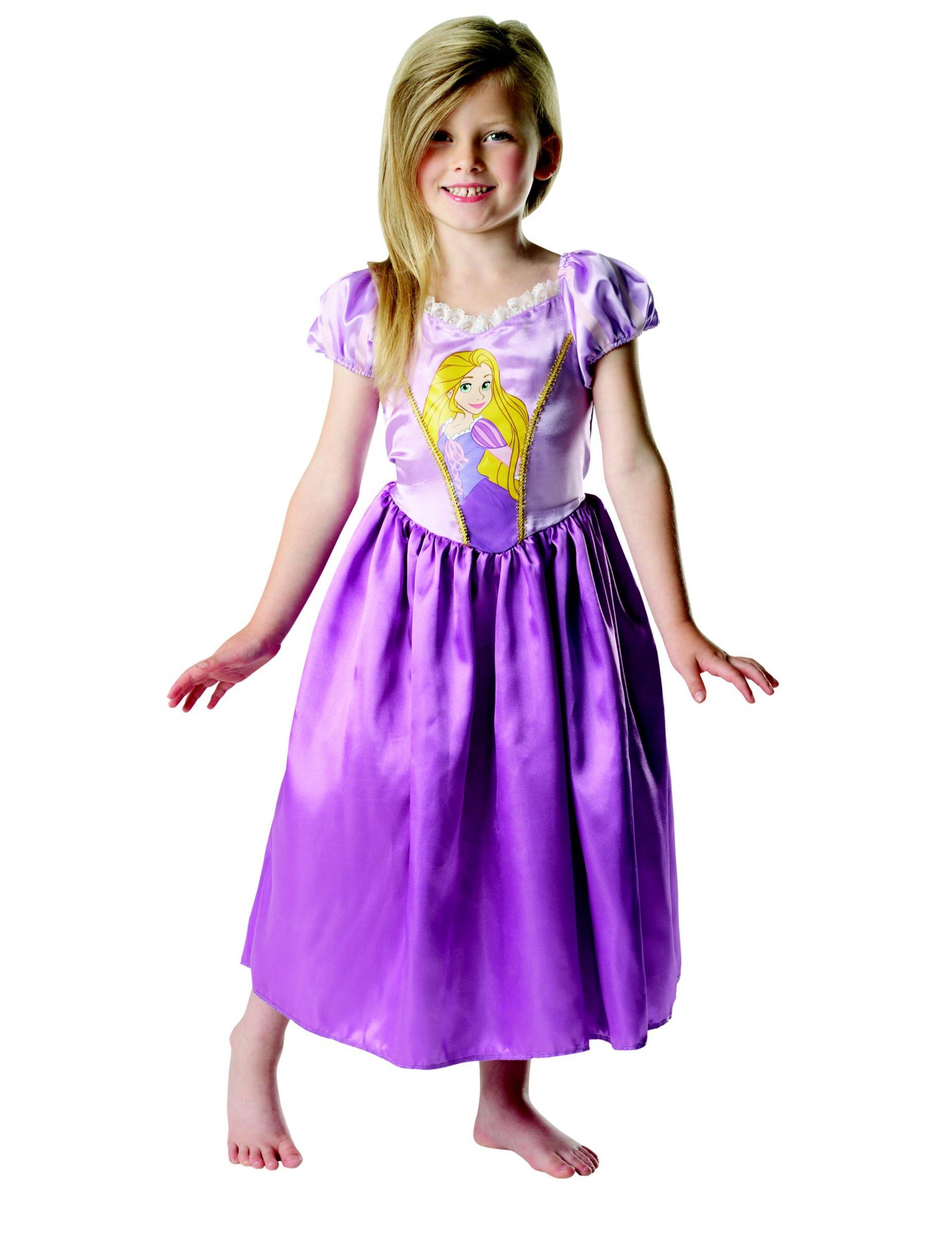 D guisement princesse raiponce - Deguisement disney enfant ...