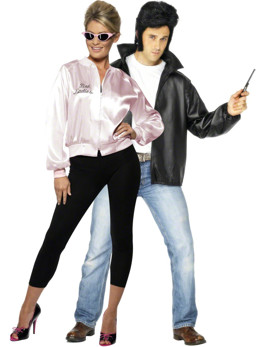D guisement couple grease - Deguisement halloween couple ...