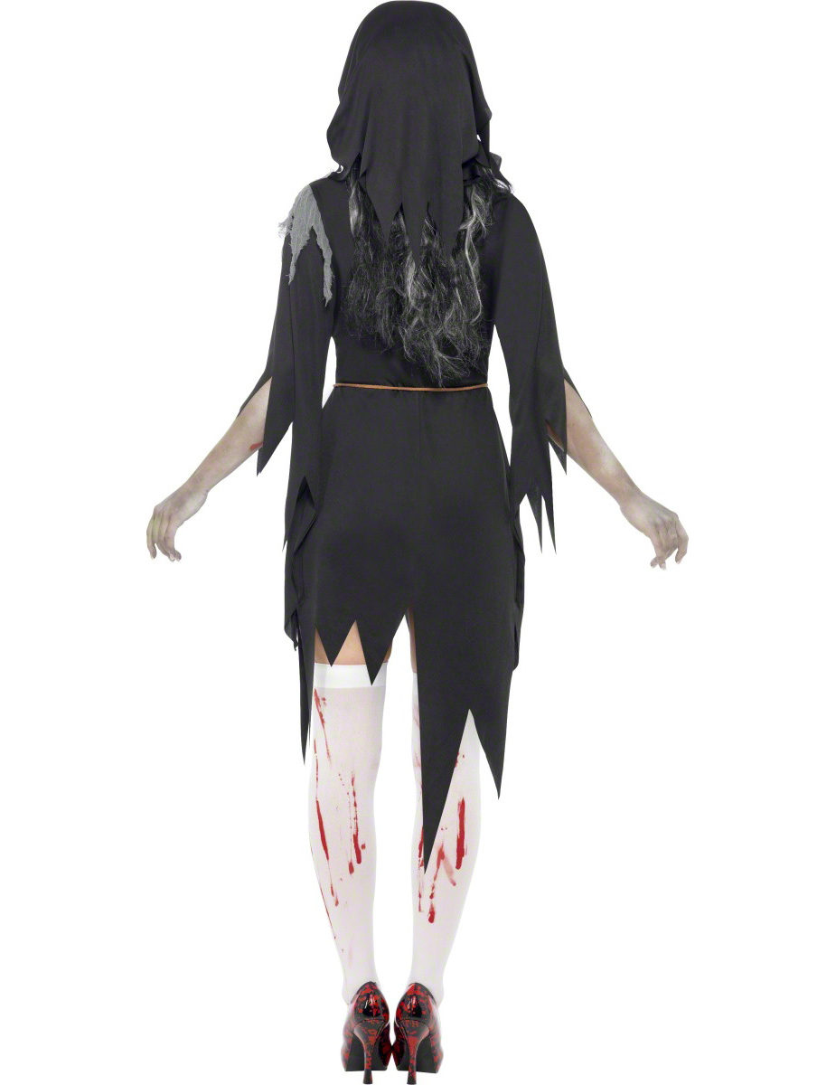 d guisement religieuse zombie halloween femme. Black Bedroom Furniture Sets. Home Design Ideas