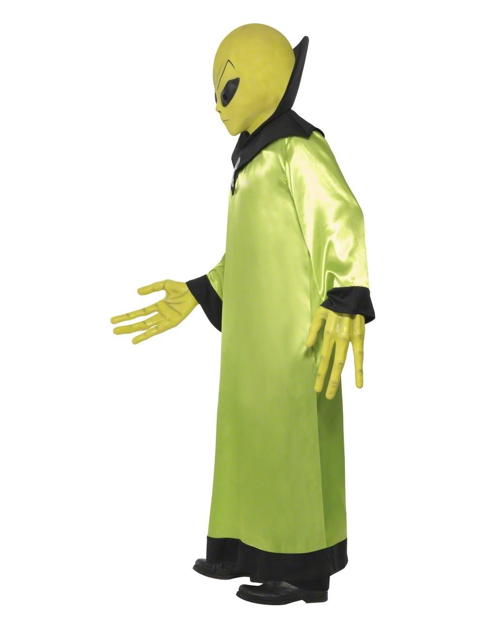 Déguisement alien adulte Halloween : Deguise-toi, achat de Déguisements adultes