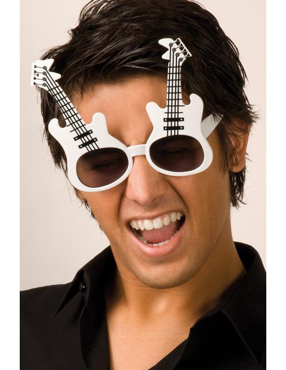 Lunettes guitare adulte   Deguise-toi, achat de Accessoires 9686b406c7e4
