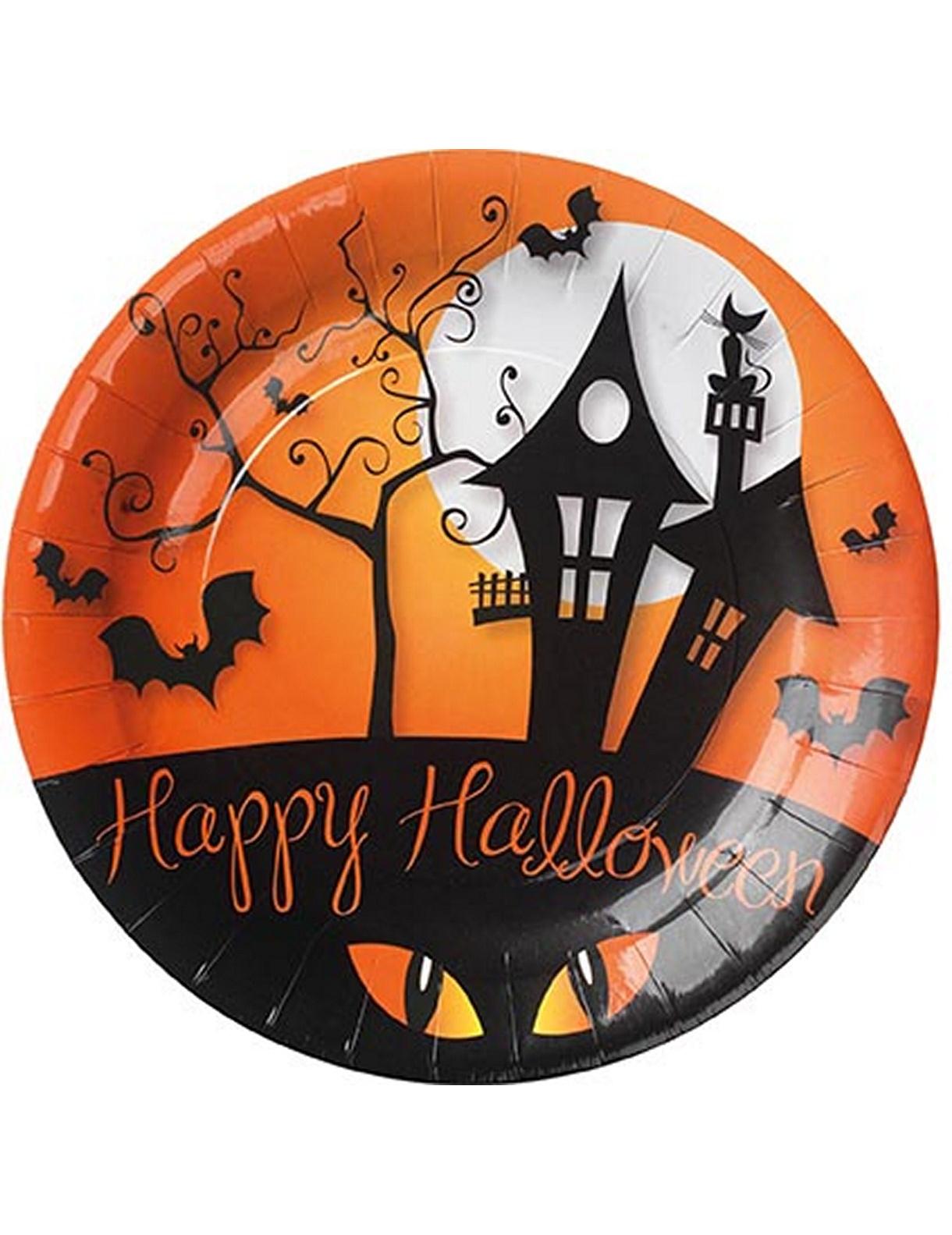 10 assiettes halloween - Deguisetoi fr halloween ...